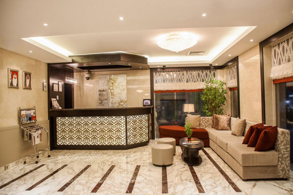 furnished apartments in dubai